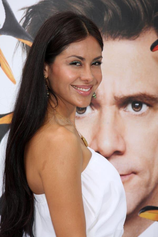 Carla Ortiz immagini stock