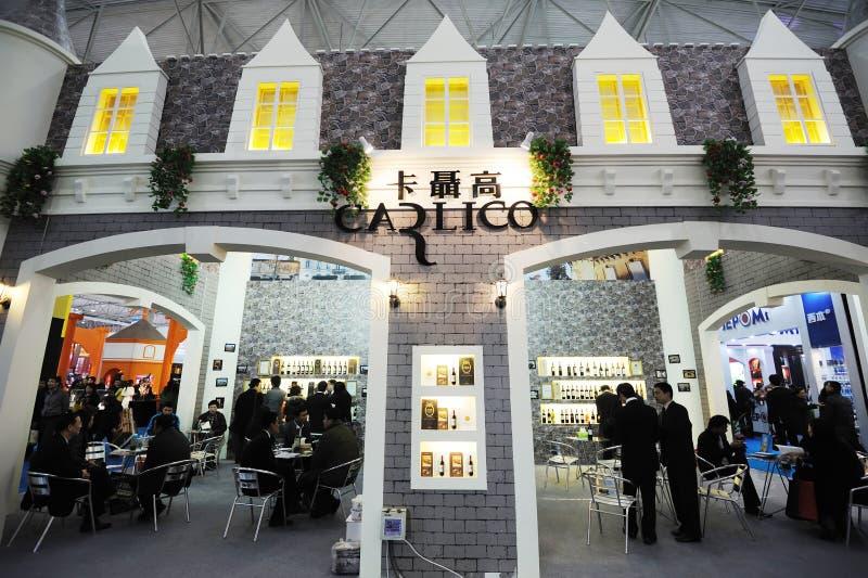 Carlico Standplatz stockfoto