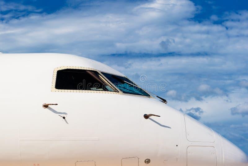 Carlingue d'avion photos libres de droits