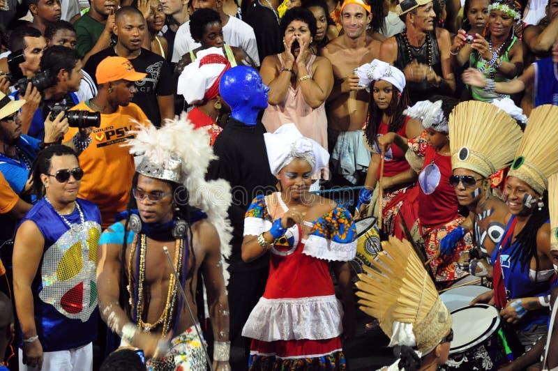Carlinhos Brown imagen de archivo libre de regalías