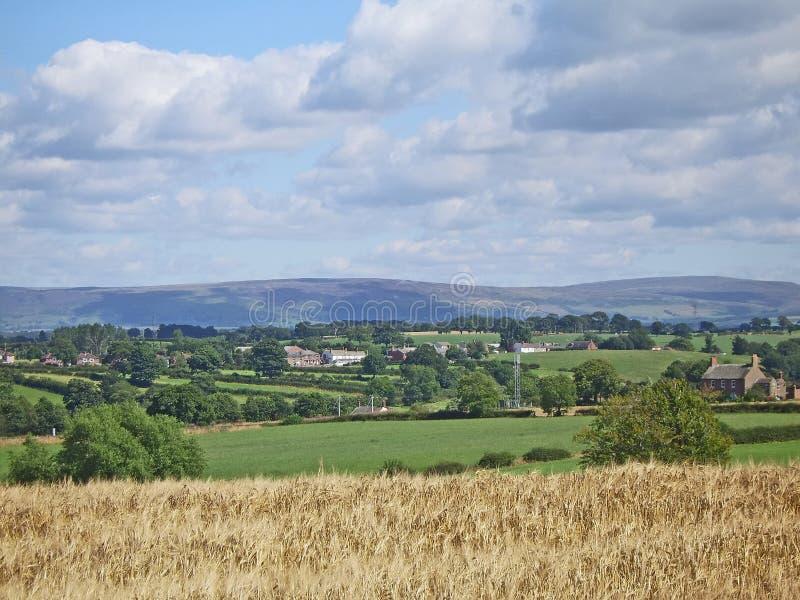 Carlisle (1) linia horyzontu zdjęcie royalty free