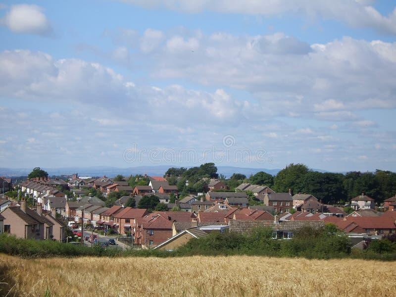 Carlisle 2 linia horyzontu zdjęcie royalty free