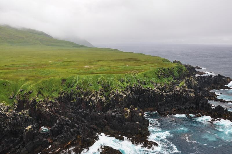 Carlisle Island, Alaska royalty free stock images