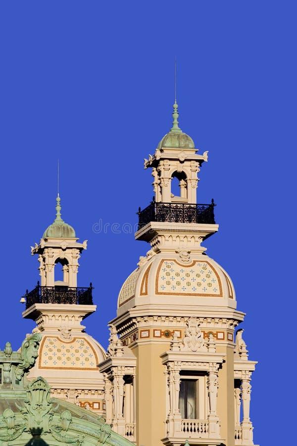carlo kasinomonte royaltyfria foton