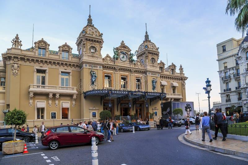 carlo kasinomonte royaltyfri foto