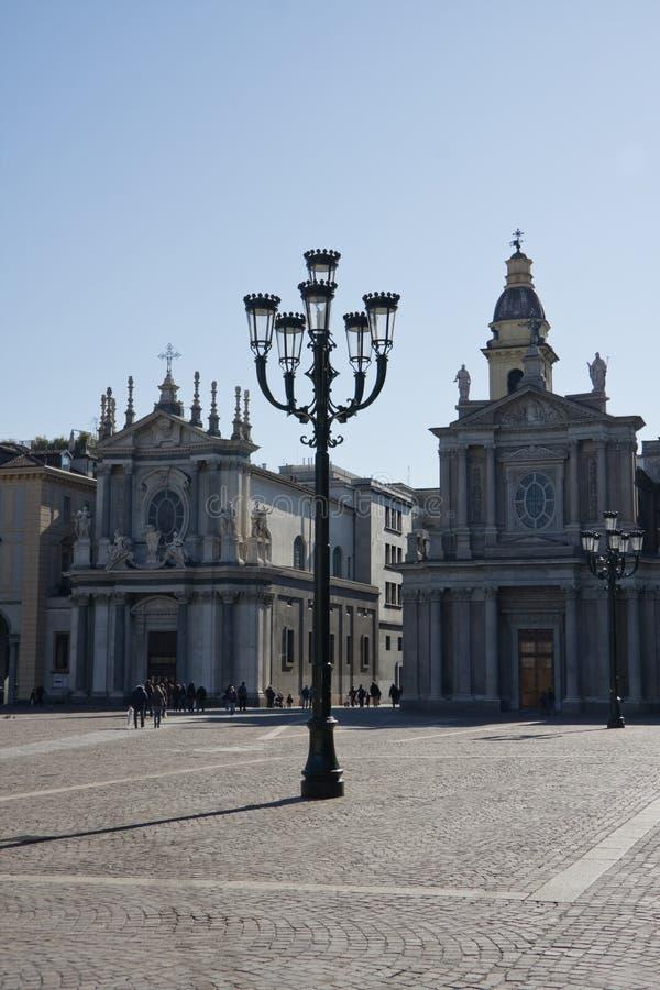 Download Carlo Piazza Italy San Turin Zdjęcie Stock - Obraz złożonej z turin, piazza: 13325282