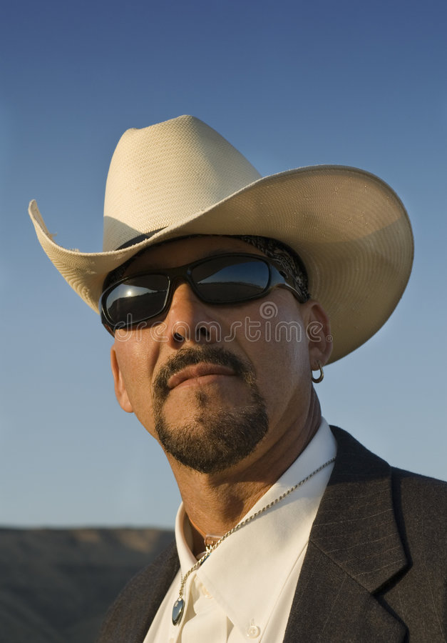 Download Carlos stock photo. Image of west, aged, fashionable, cowboy - 2648702