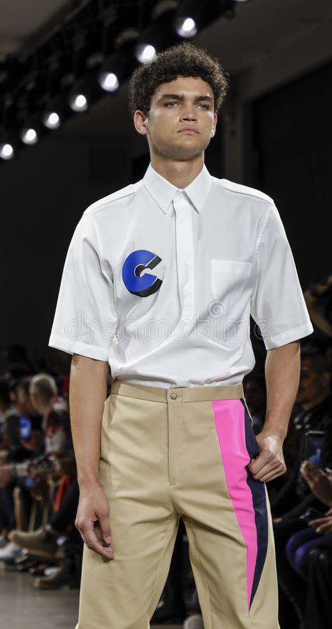 Carlos Campos SS 2020 stock images