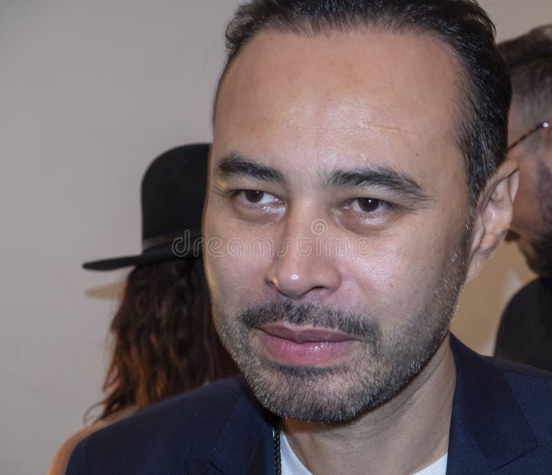Carlos Campos SS 2020 royalty free stock images