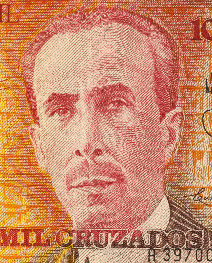 carlos Chagas obraz stock