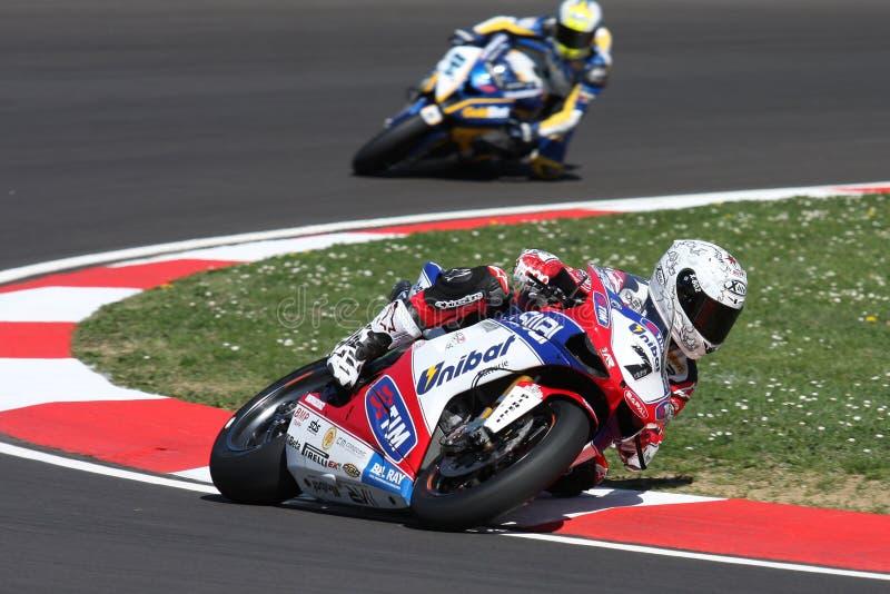 Carlos Checa - Ducati 1098R - Althea Racing Editorial Photography