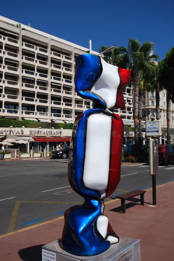 Carlton Cannes intercontinental, azul, parque de atracciones, vehículo, silla de peluquero imagen de archivo libre de regalías