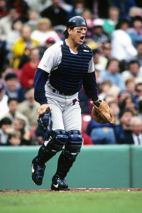 Carlton Fisk Chicago White Sox images libres de droits
