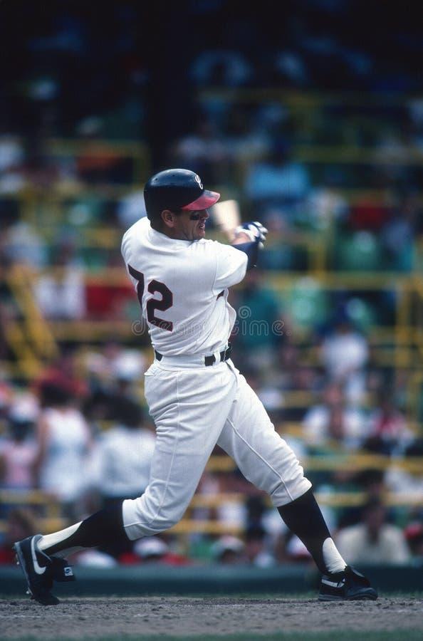 Carlton Fisk Chicago White Sox images stock