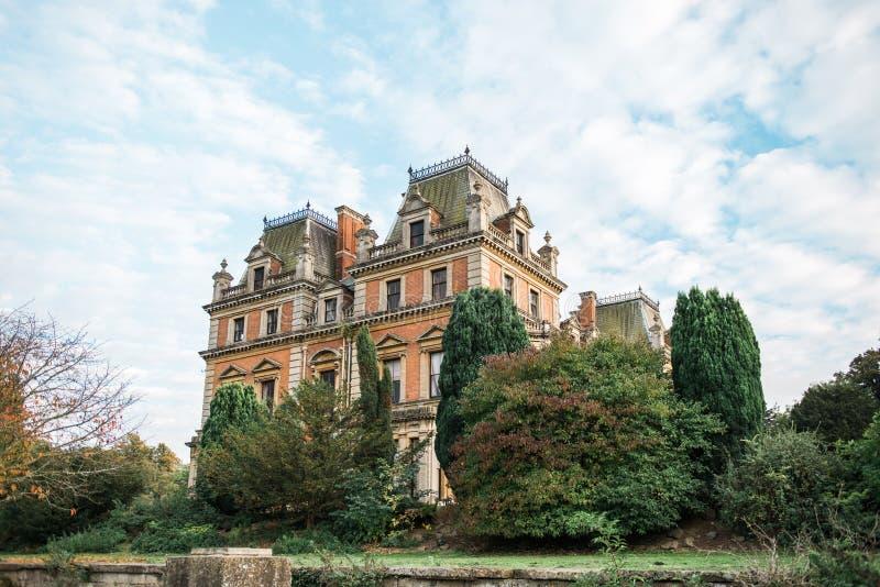 Carlton Hall del este en el parque del este del país de Carlton, Inglaterra foto de archivo libre de regalías