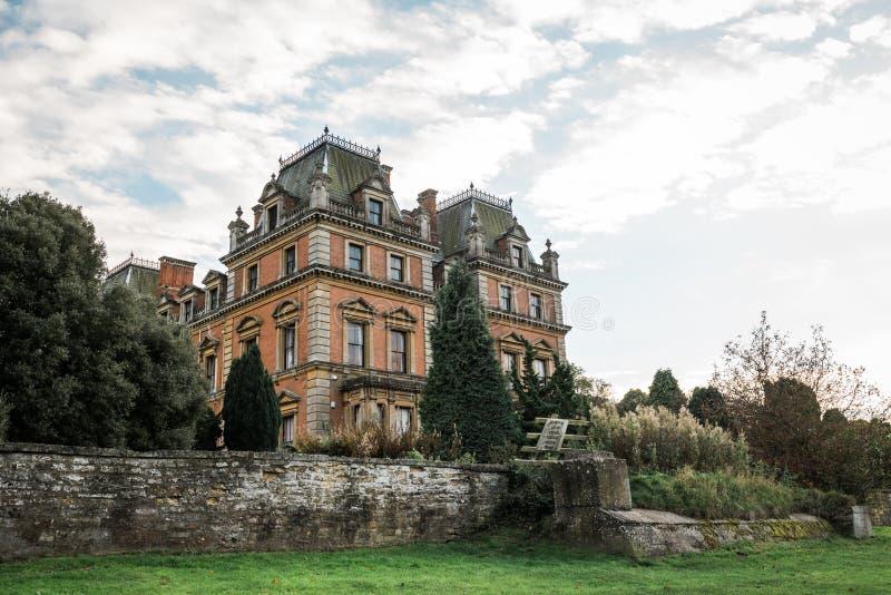 Carlton Hall del este en el parque del este del país de Carlton, Inglaterra fotografía de archivo