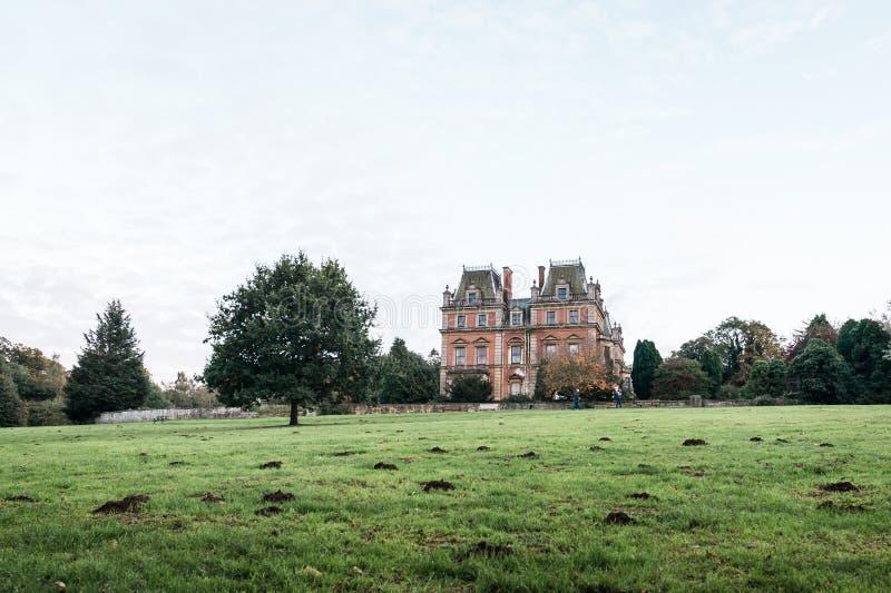 Carlton Hall del este en el parque del este del país de Carlton, Inglaterra fotografía de archivo libre de regalías