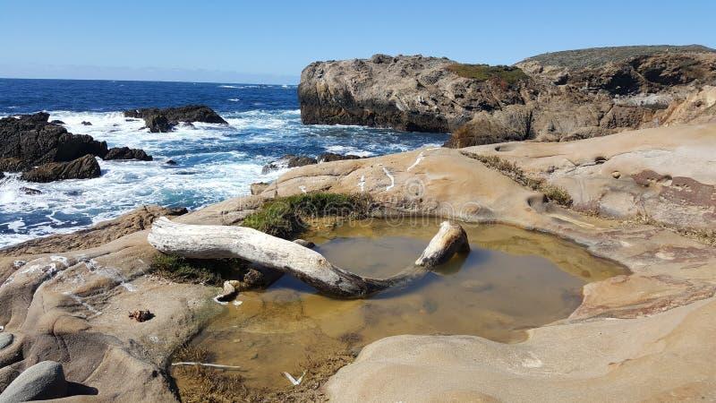 Carmel θαλασσίως στοκ φωτογραφία με δικαίωμα ελεύθερης χρήσης