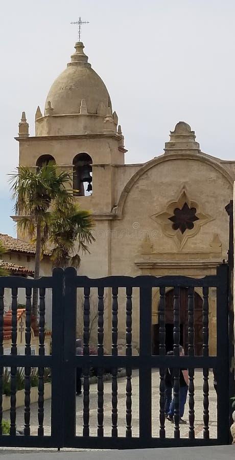 Carmel historique photos stock