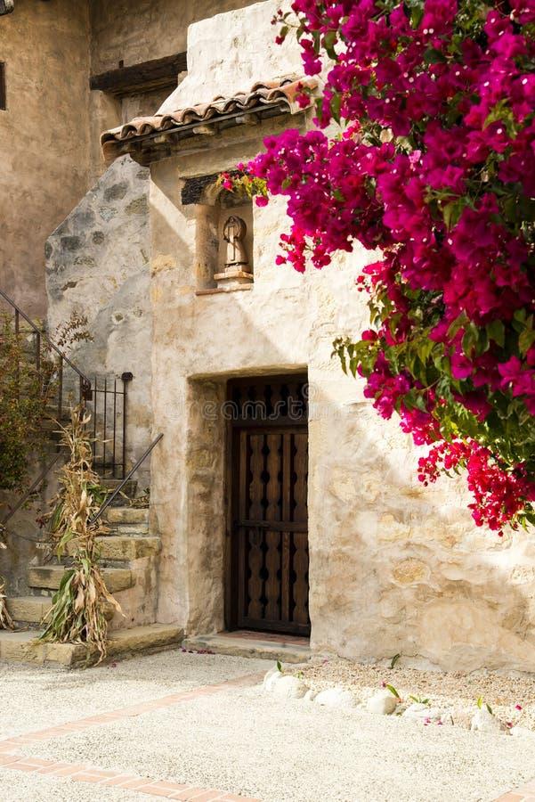 Carmel Mission photo libre de droits