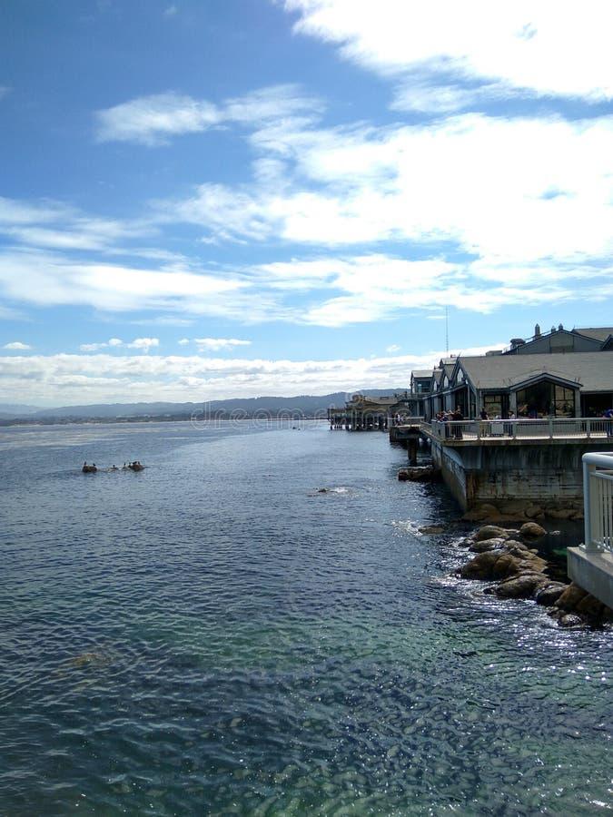 Carmel Monterey imagem de stock