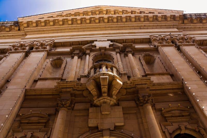 Carmelite базилика стоковая фотография rf