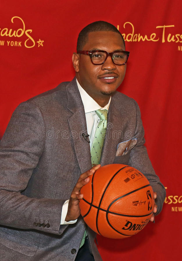 Carmelo Anthony image stock