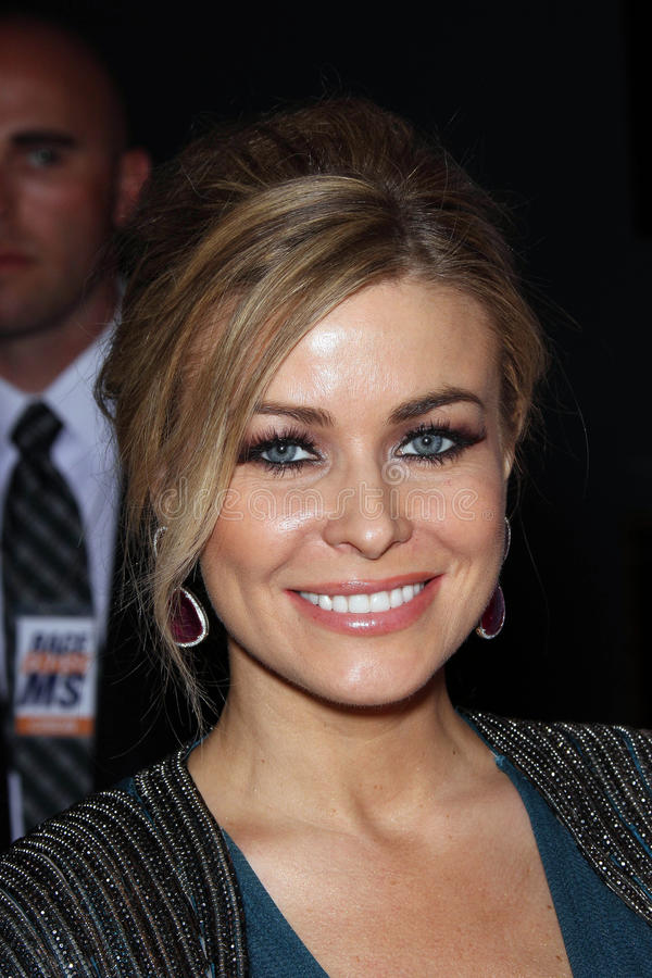 Download Carmen Electra At The 19th Annual Race To Erase MS, Century Plaza, Century City, CA 05-19-12 Editorial Stock Photo - Image: 25221308