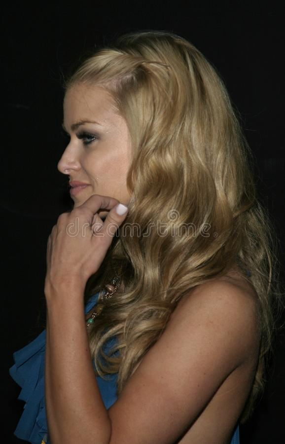 Carmen Electra imagens de stock royalty free