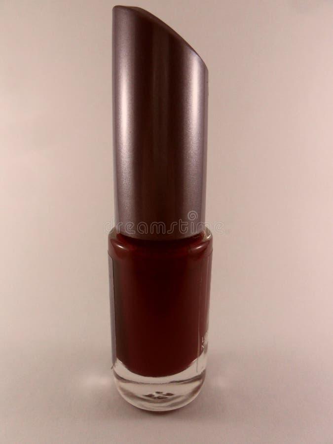 Carmin pour la lèvre photographie stock