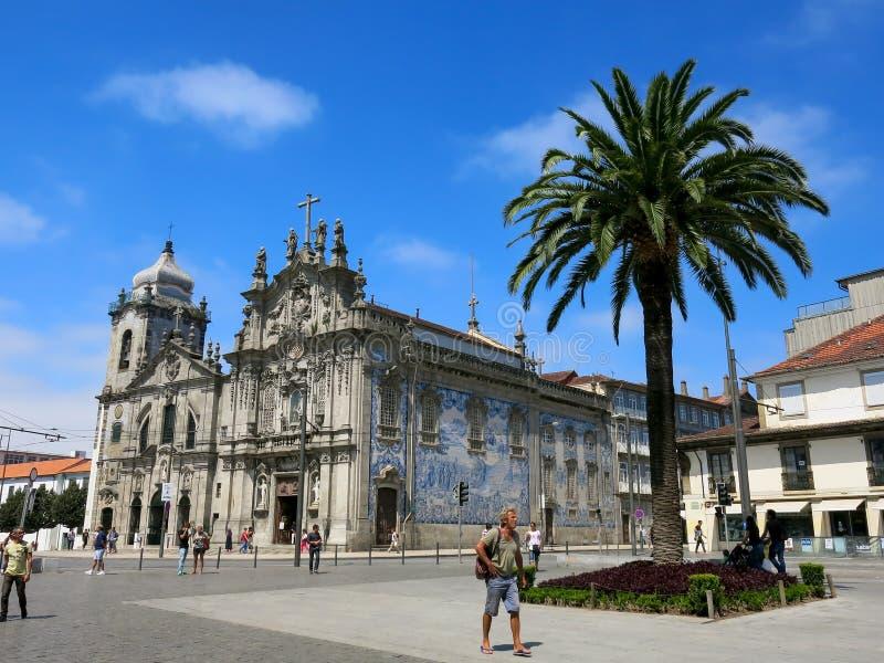Download Carmo And Carmelitas Churches In Porto Editorial Photo - Image: 33802961