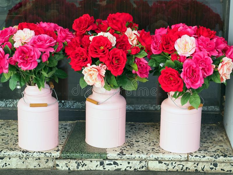 carnations imagens de stock royalty free