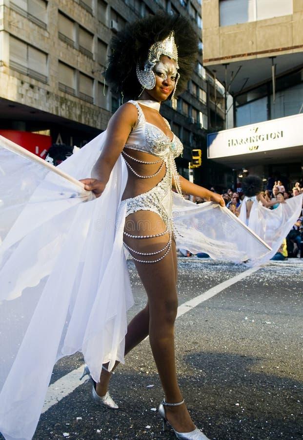 carnaval Μοντεβίδεο στοκ φωτογραφία με δικαίωμα ελεύθερης χρήσης