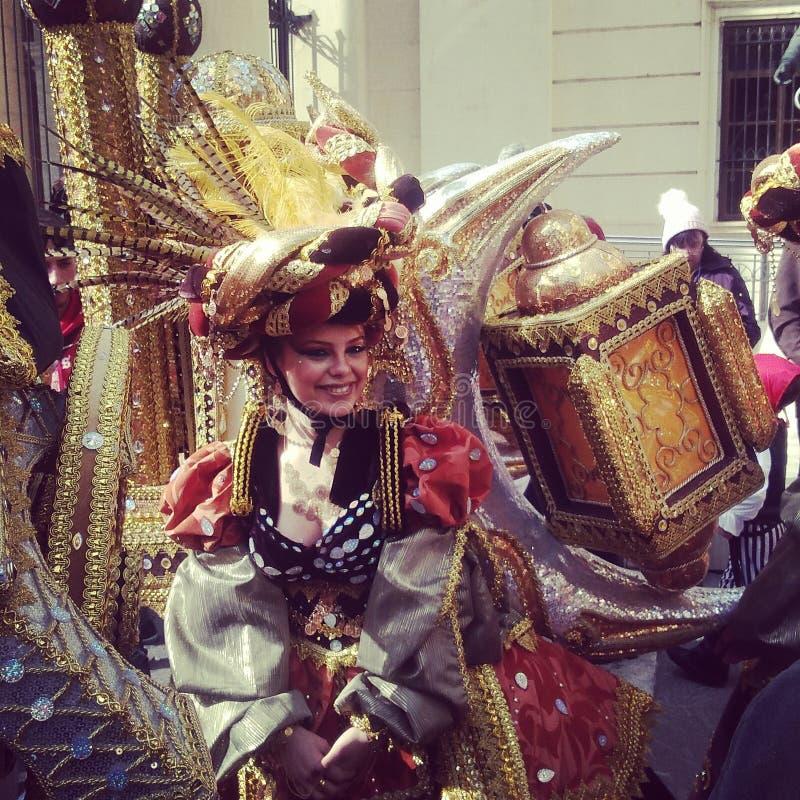 Carnaval royaltyfri fotografi