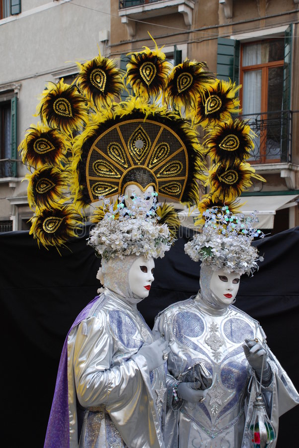 Carnaval 13 de Veneza imagem de stock royalty free