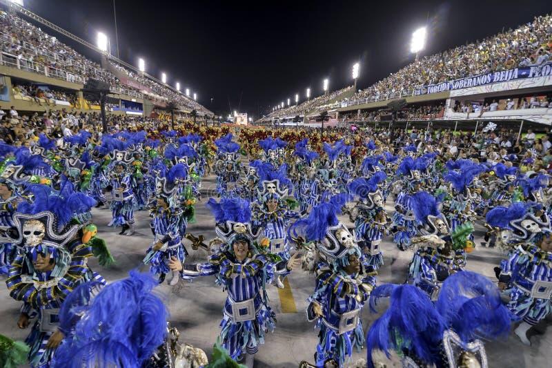Carnaval 2018 stock foto's