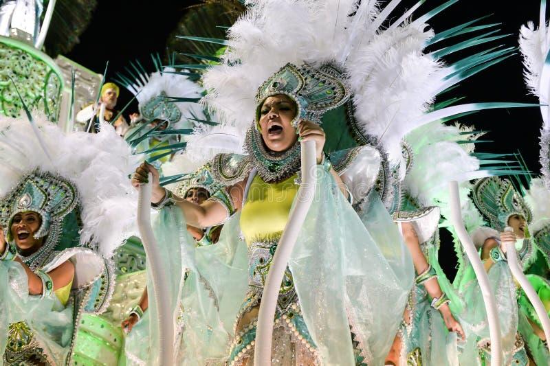 Carnaval 2018 image stock