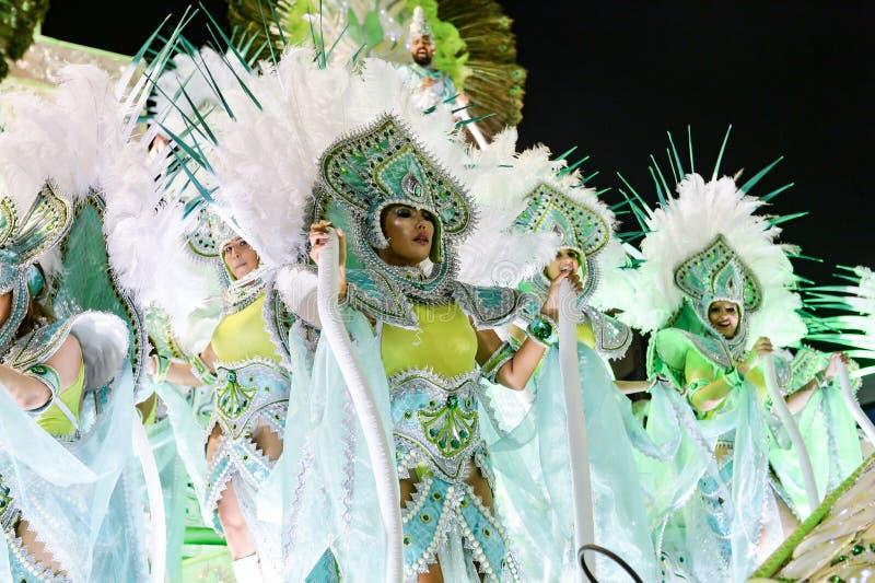 Carnaval 2018 images libres de droits