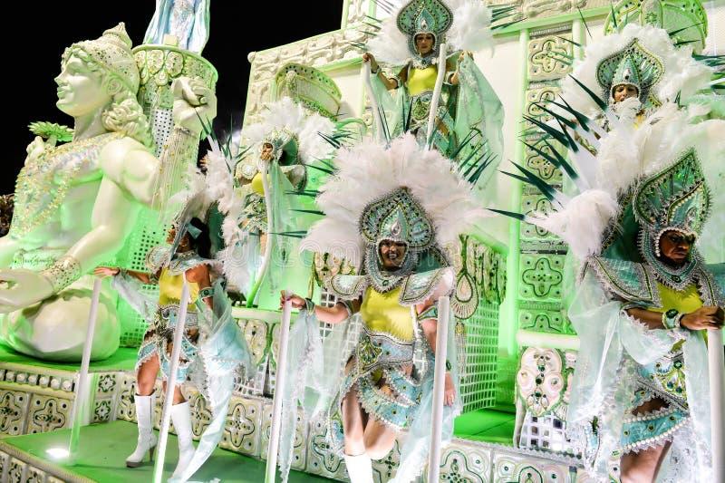 Carnaval 2018 photographie stock libre de droits