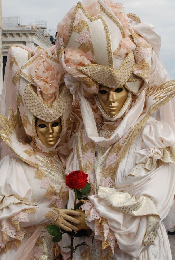Carnaval 15 de Veneza foto de stock royalty free