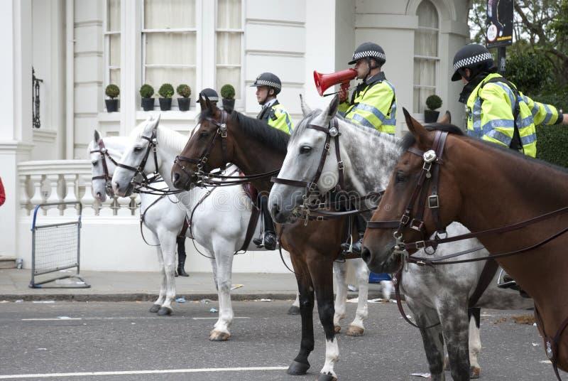 Carnaval 2009 de Notting Hill photographie stock libre de droits