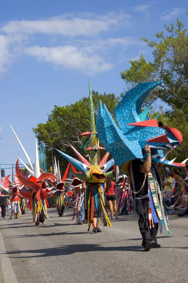 Carnaval 3 fotografía de archivo libre de regalías