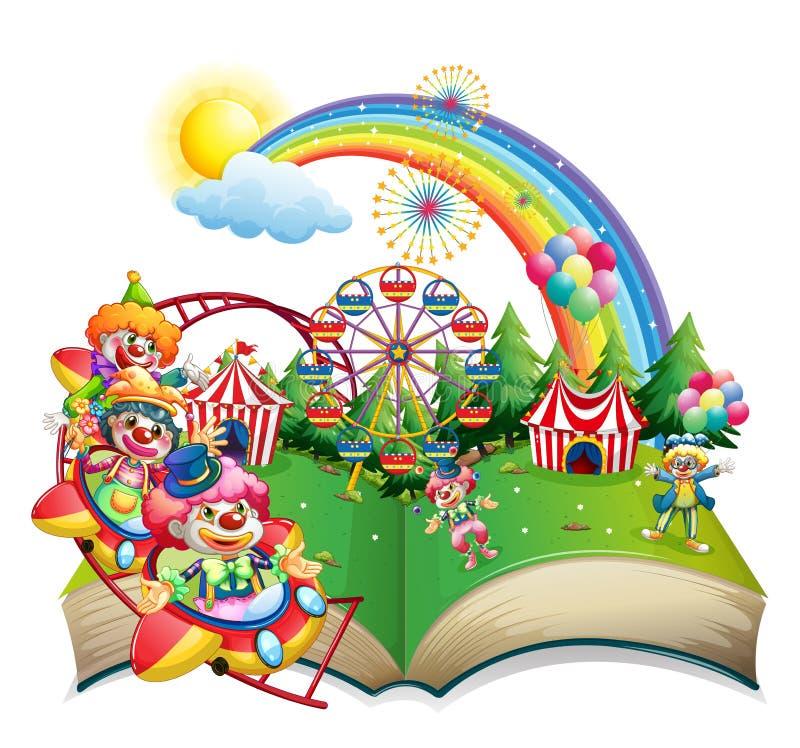 Carnaval illustration stock