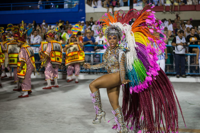 Carnaval 2016 photo stock