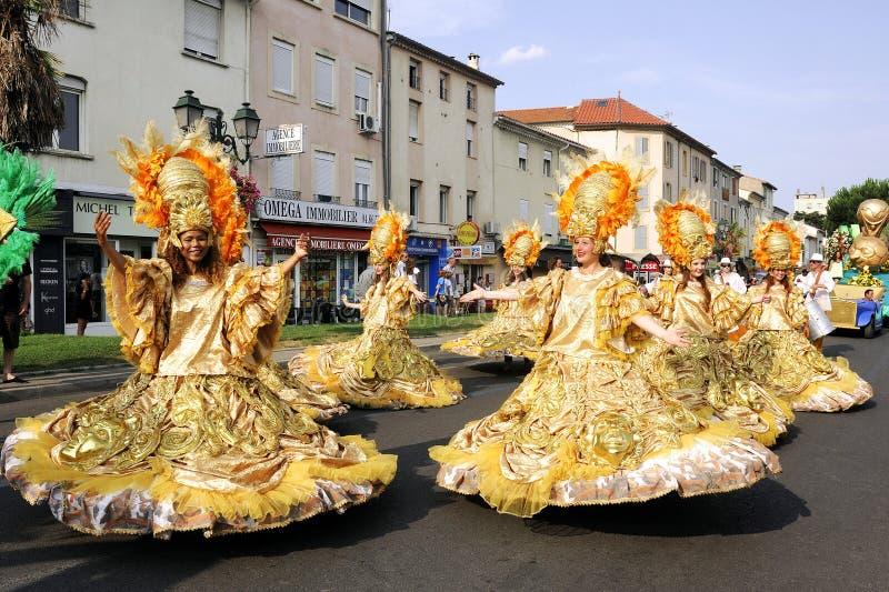 Carnaval Ales stock afbeelding