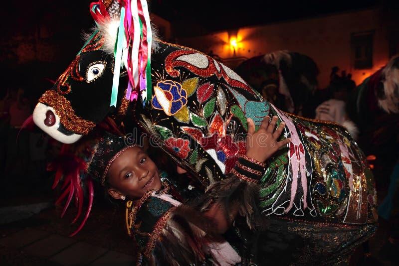 Carnaval Brésil de festival de boi de meu de Bumba image stock