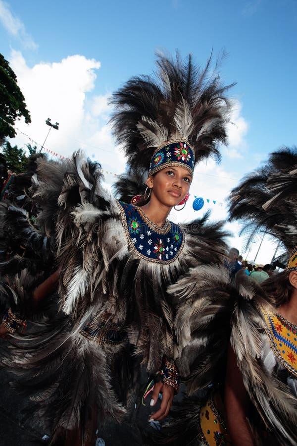 Carnaval Brasil do festival do boi do meu de Bumba fotos de stock