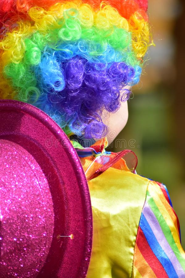 Carnaval coloré photo libre de droits