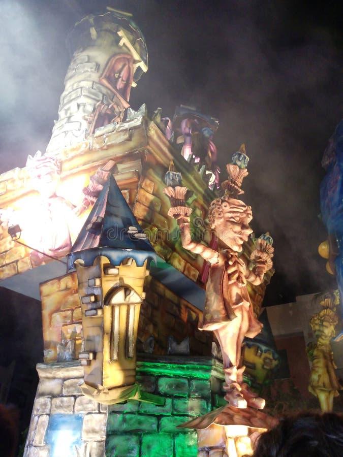 Carnaval d'été photographie stock libre de droits
