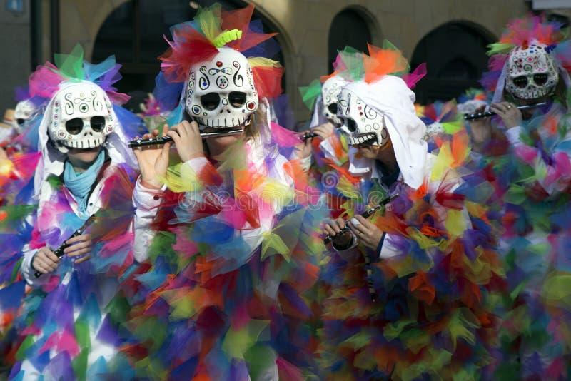 Carnaval 2015 15 de Basileia imagens de stock royalty free